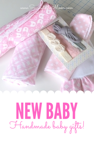 DIY baby shower gifts that are quick and easy