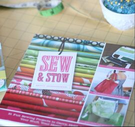 Sew & Stow sewing book
