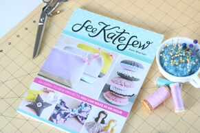 See Kate Sew sewing book