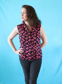 Gertie sews vintage casual, patterns from her book