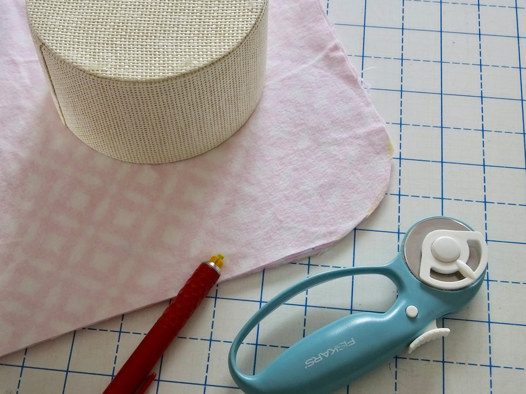 Make an easy baby swaddle blanket