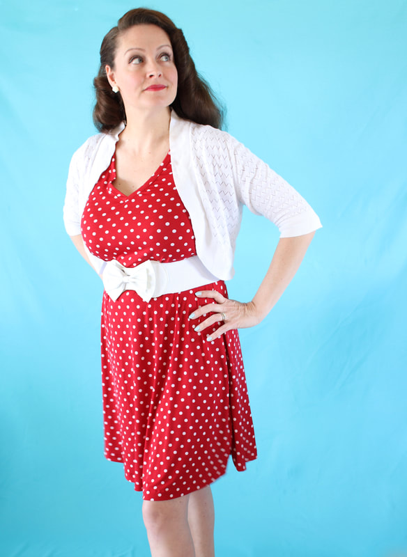 Make the laundry day dress by love notions