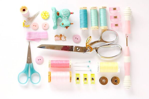 Sewing notions that you need. Sewing on a budget.