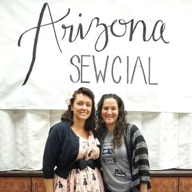 Arizona Sewing Sewcial A place to meet local sewists and talk about sewing