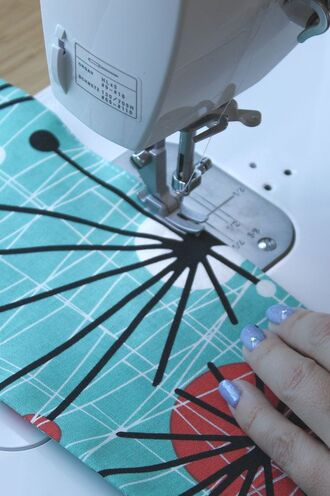 how to close a gap in sewing