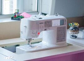How to sew with a small budget.
